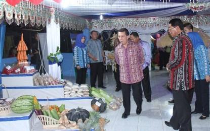 Pameran Pembangunan Sulut Dibuka