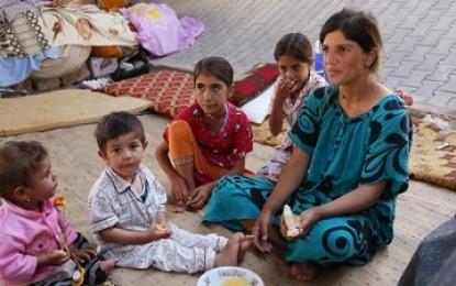 Puluhan Wanita Yazidi Dijual untuk Diperistri Anggota ISIS