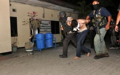 7 Terduga ISIS Ditangkap di Parimo Sulteng