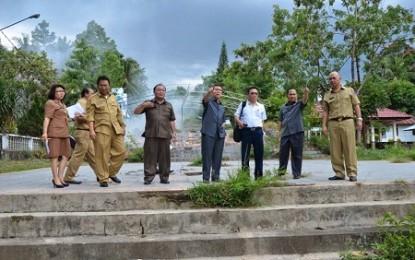 Jumat, PNS Pemprov Sulut Bersih-bersih di Lokasi Pameran