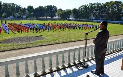 Wagub Buka Pekan Olahraga Pendidikan