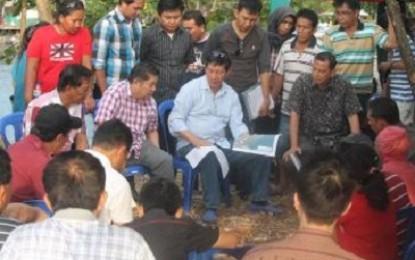 Walikota Sukses Mediasi Nelayan Sario dan Mantos
