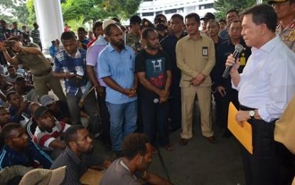 Pemprov Sulut Santuni Pemulangan Jenazah Mahasiswa Papua