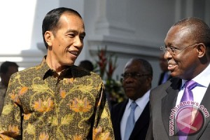 Presiden Jokowi bersama Wapres