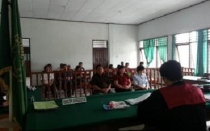 Tiga Terdakwa Korupsi Dana PNPM Mandiri Airmadidi Divonis