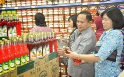Wagub Kansil Ajak Masyarakat Kenali Makanan Beracun