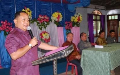 Wagub: Program MDGs Selaras Program Kemiskinan