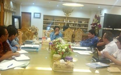 PLTG Minahasa Peaker Support Daya 150 MW