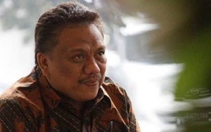 Olly Dondokambey Akui Dana Banjir dari Jakarta Belum Cair