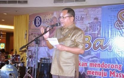 Bank Indonesia Berperan Penting Gairahkan Ekonomi Daerah