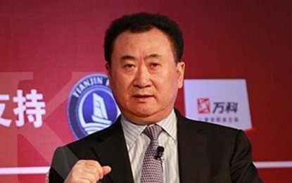 Miliarder Cina  Beli Saham Atletico Madrid