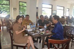 Keluarga besar Nusa Utara siap gelar acara Tulude.