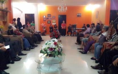 SHS Hadiri Pertemuan Kerukunan Keluarga  Kawanua di Ambon