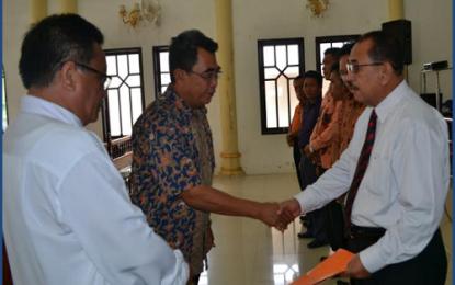 Humiang Dilantik Ketua Tim Kerja PKB GMIM Rayon Bitung