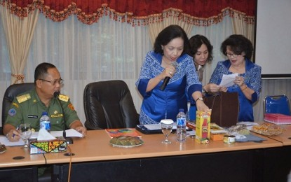 First Lady Sulut Minta Dukungan Sukseskan Iven Nasional TP PKK