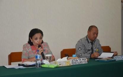 First Lady Sulut Terus Mantapkan Persiapan BBGRM dan HKG