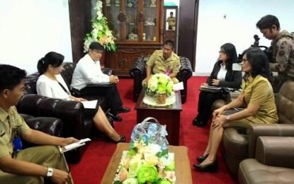 Filipina Gelar Misi Outbound Bisnis di Manado