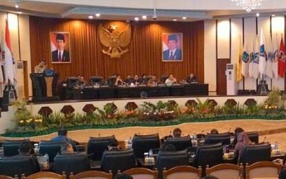 DPRD Sulut Gelar Sidang Paripurna LKPJ Gubernur Sarundajang