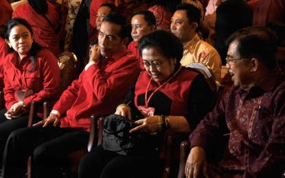 Jokowi dan Megawati Sudah Bicara soal Reshuffle Kabinet
