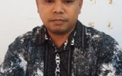 KPUD Boltim Gelar Sosialisasi PKPU Nomor 9 Tahun 2015