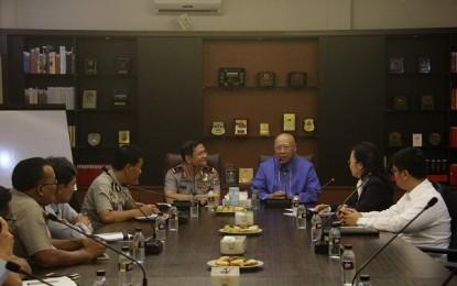 Cegah Pengaruh ISIS, Polda Sulut – Filipina Bentuk Liaison Officer di Manado