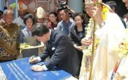 SHS Sumbang 55 Juta Pembangunan Ampitiater Kaum Muda