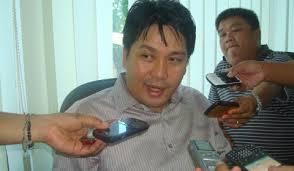 Steven Kandouw Ketua Penjaringan bakal calon Wakil Gubernur PDIP Sulut untuk mendampingi Olly Dondokambey di Pilkada 9 Desember 2015.