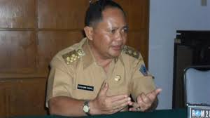 Wakil Gubernur Sulut DR. Djouhari Kansil, MPd.