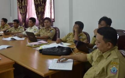 Bupati-TAPD Gilir SKPD Presentasi KAK