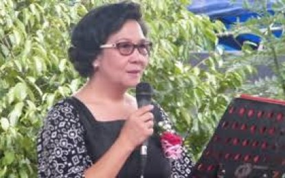 Ketua TP PKK Olga Sajow-Singkoh Bekali Peserta PUG di Minahasa