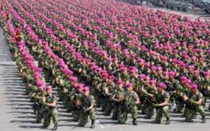 Pasukan Marinir Indonesia Terbesar Ketiga di Dunia