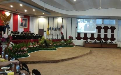 Pidato Kenegaraan Presiden Dihelat di DPRD Sulut
