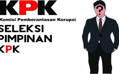 Capim KPK Berstatus Tersangka Sebaiknya Mundur