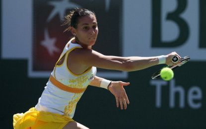 Pennetta Kejutkan US Open