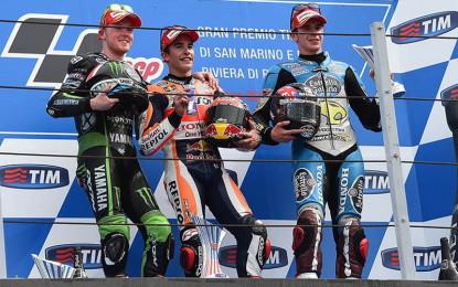 Empat Fakta Menarik dari Pengisi Podium GP San Marino