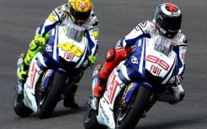 Kecepatan Lorenzo Lebih Cepat ketimbang Rossi