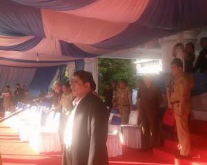 "Penjabat Gubernur Sumarsono, ""IRUP"" HUT Provinsi Sulut"