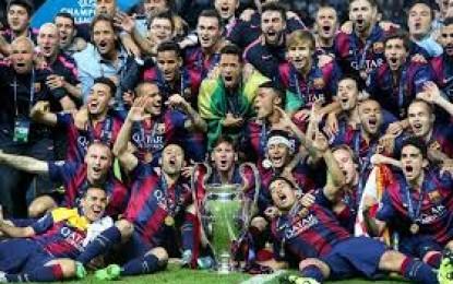 Barcelona Bakal Tinggalkan La Liga