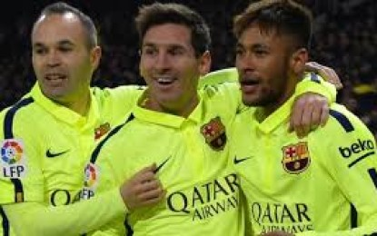 Neymar Ajak Bintang Liverpool Gabung Barca