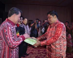 Pemprov Gelar Malam Pisah Sambut Gubernur Dan Wagub Sulut