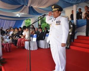 Sumarsono Irup Perdana Ulang Tahun Provinsi ke-51