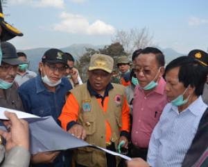 Gubernur Keluarkan Lima Himbauan Terkait Dengan Fenomena Iklim
