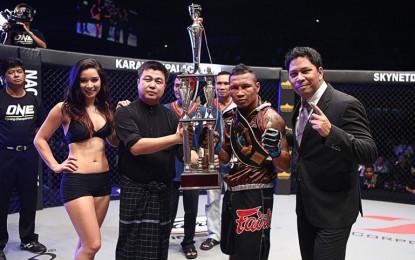 Delapan Pertandingan Akbar MMA Tersaji di Istora Senayan