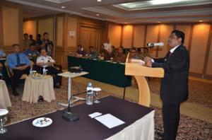 Sumarsono: Wilayah Perbatasan Bagian Integral Pembangunan Nasional.