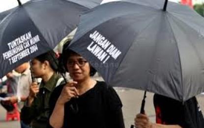 11 Tahun Terbunuhnya Munir, Suciwati Terus Melawan