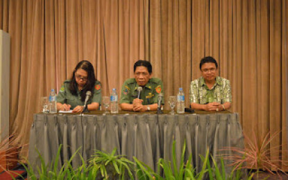 Sekprov Periksa Kesiapan Tim LPPD Sulut