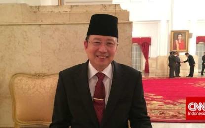 Laksda Willem Rampangilei Jadi Pemimpin Baru BNPB