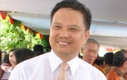 Pembukaan FSPG Sinode GMIM, Pdt Sumakul Ingatkan Pemuda Gereja Jadi Terang