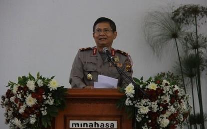 Kapolda Sulut Warning Aparat Desa Terkait KKN dan Kamtibmas