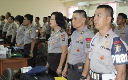 Wow,..Tunjangan Polisi Naik, Pelayanan Publik Diharapkan Makin Meningkat